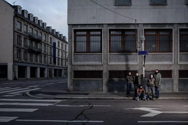 Los Disidentes del Sucio Motel (PHoto Bartosch Salmanski / Facebook)