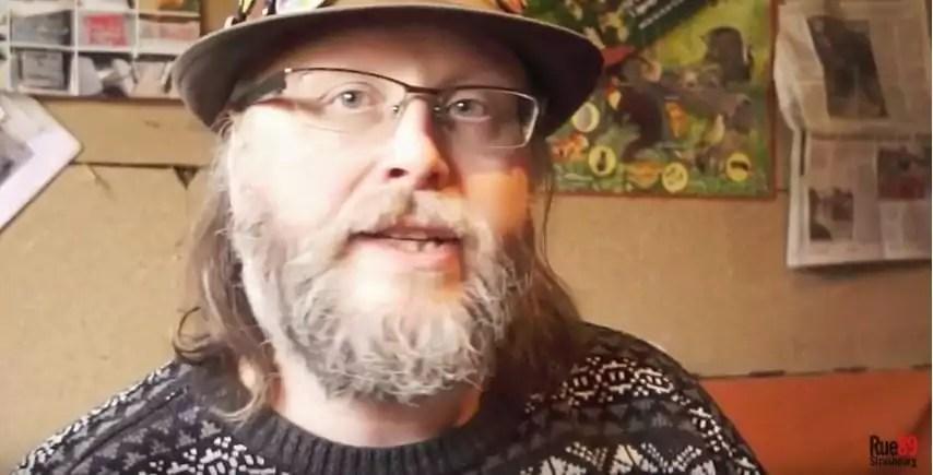 Rencontre avec Bruno, «zadiste» anti-GCO, militant de tous les jours