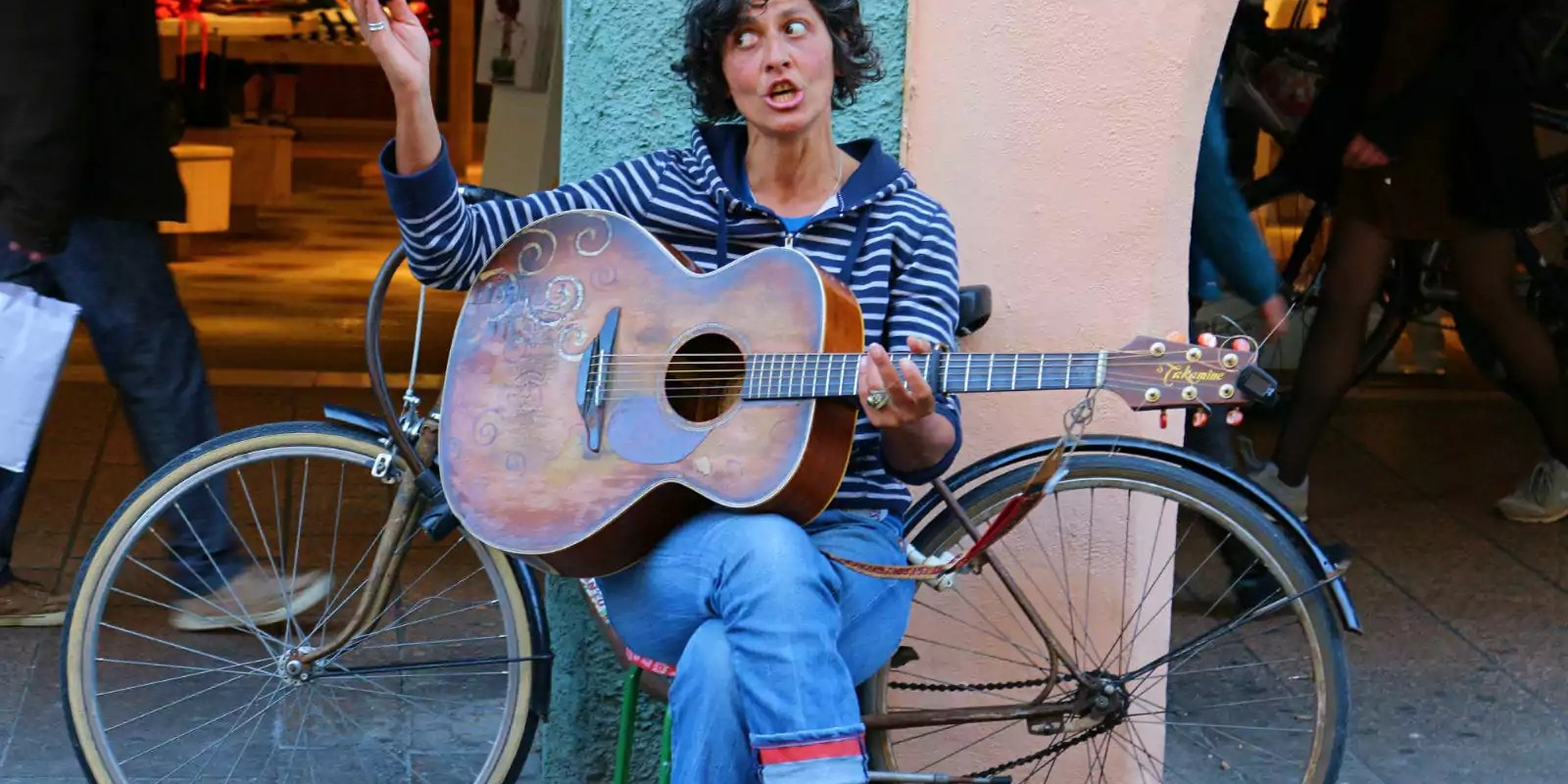 Fête de la musique: quelques concerts de rue, envers et contre la Covid