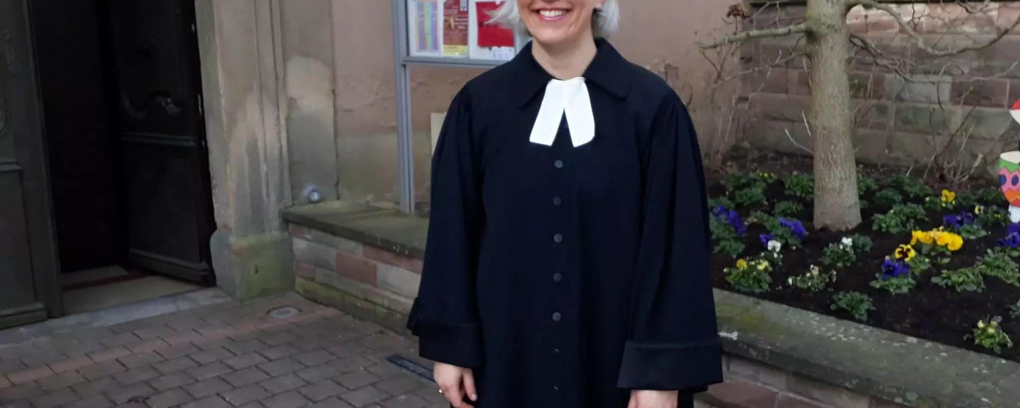 Caroline, la pasteure pour qui la Bible commande d'être contre le GCO