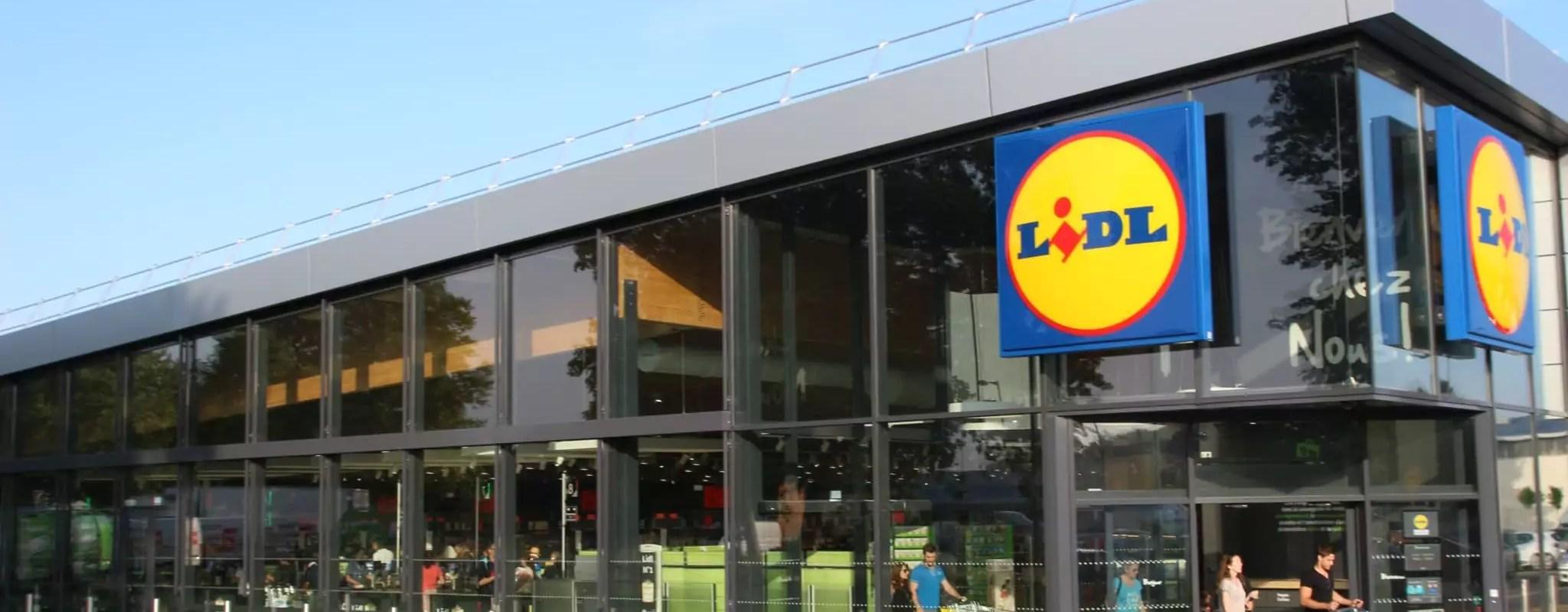 Six nouveaux centres commerciaux Lidl en Alsace d'ici 2019
