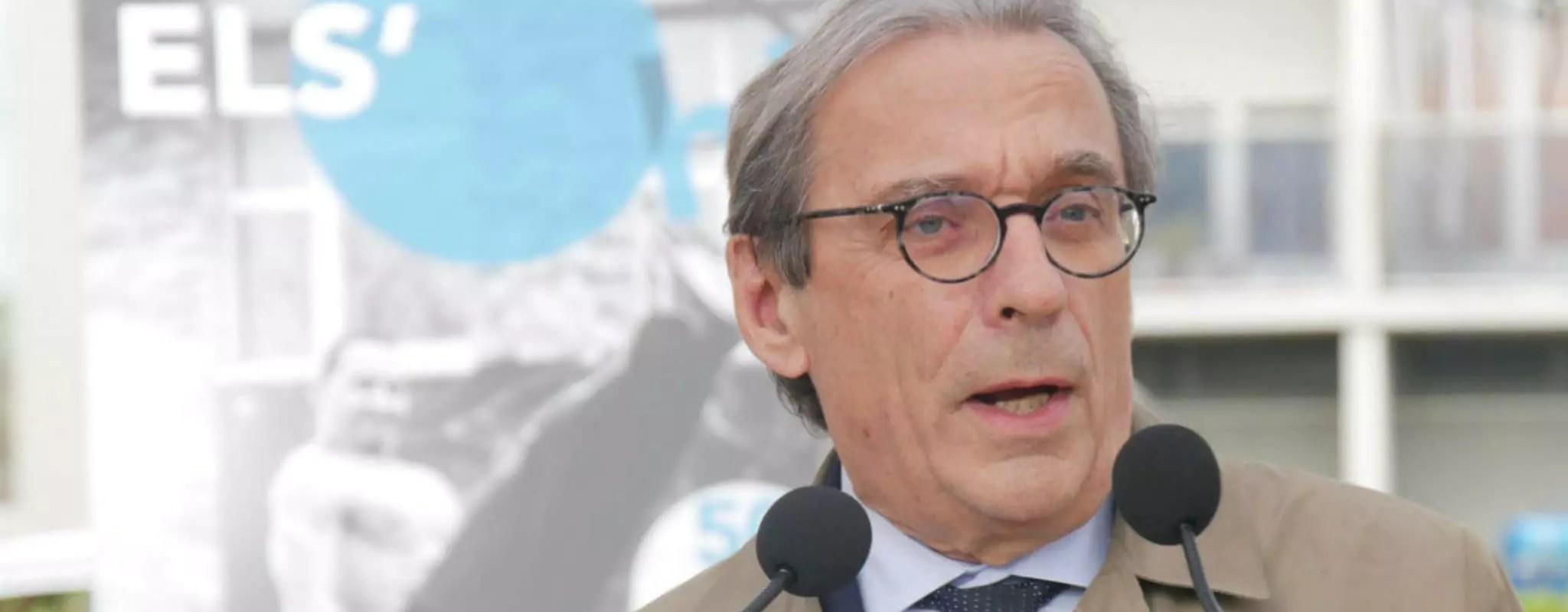 Roland Ries guère perturbé par le lancement de «Strasbourg demain»