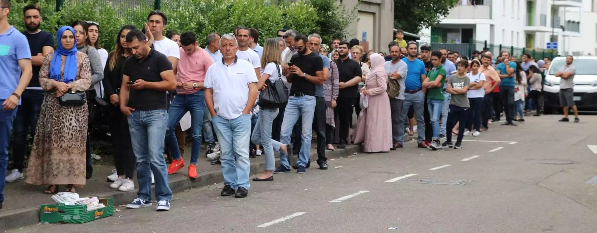 Entre l'urne et la mosquée, des élections turques à Strasbourg sous tension