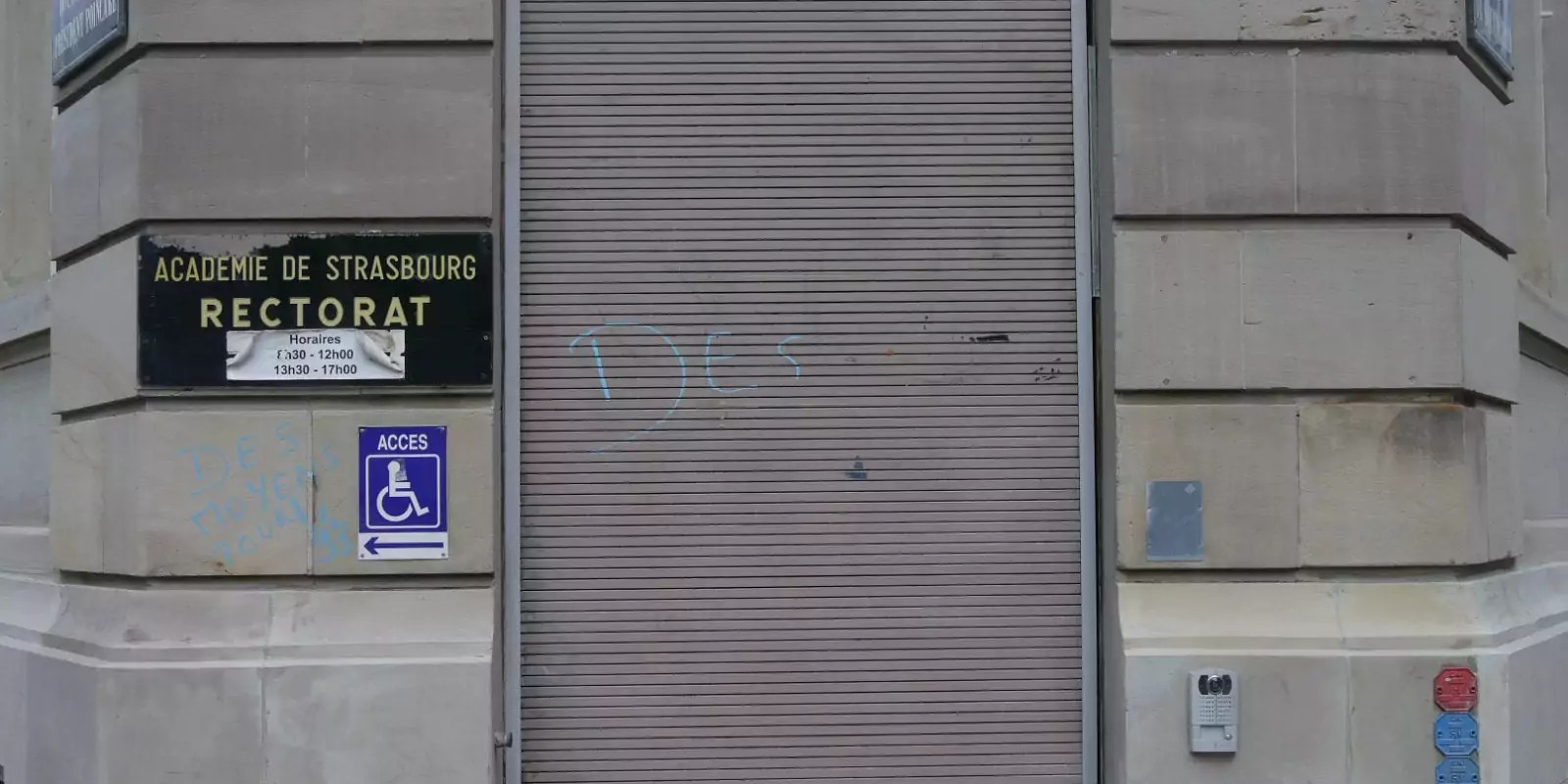 Les fonctionnaires du rectorat de Strasbourg au bord de la rupture