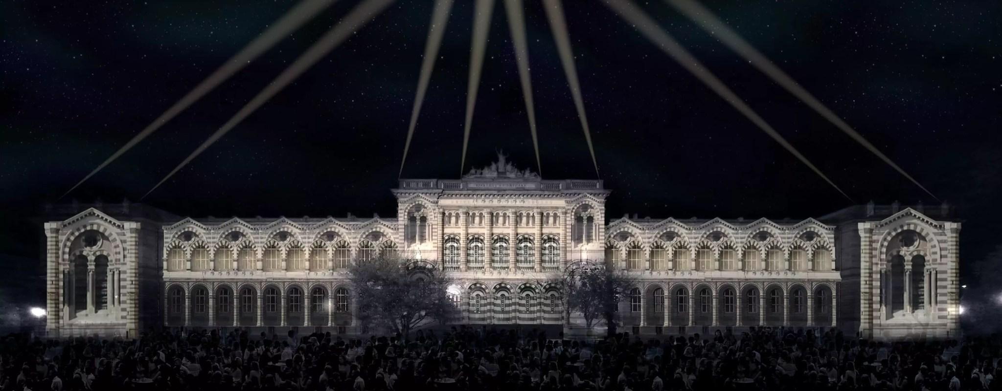 Les illuminations de la Cathédrale s'étendent au barrage Vauban et au palais U