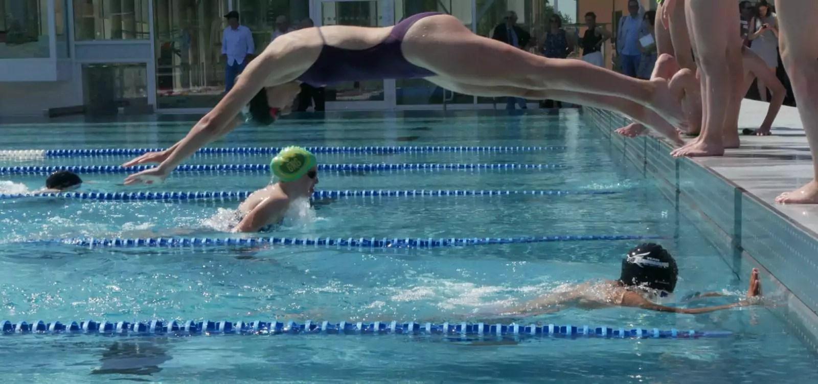 À Hautepierre, une piscine rénovée mais inachevée réouvre enfin