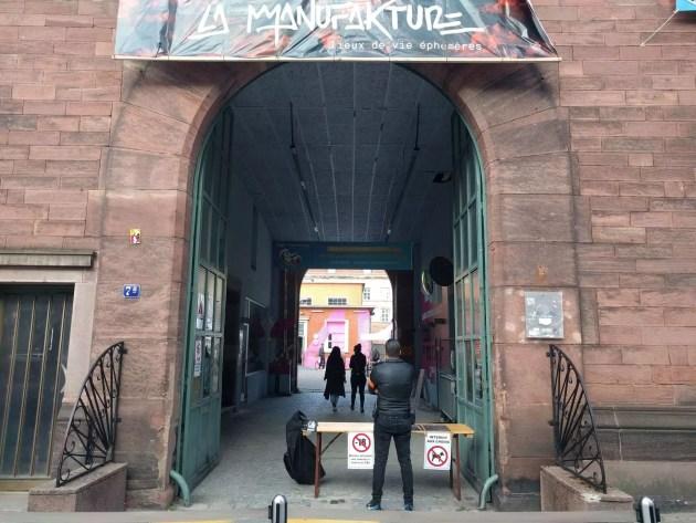 Les agents de la Manufakture nient les accusations portées contre eux (Photo PF / Rue89 Strasbourg / cc)