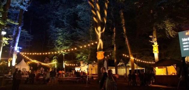 À Summerlied ce week-end, pas mal d'artistes strasbourgeois en concert au milieu de la forêt