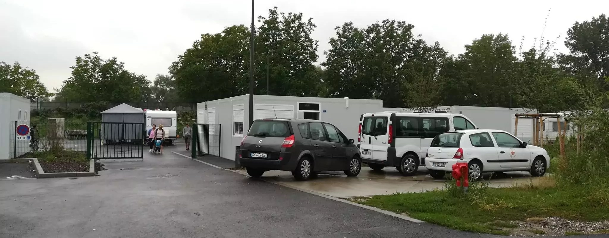 Electrocution dans un foyer pour Roms à Cronenbourg: les conditions d'accueil en question