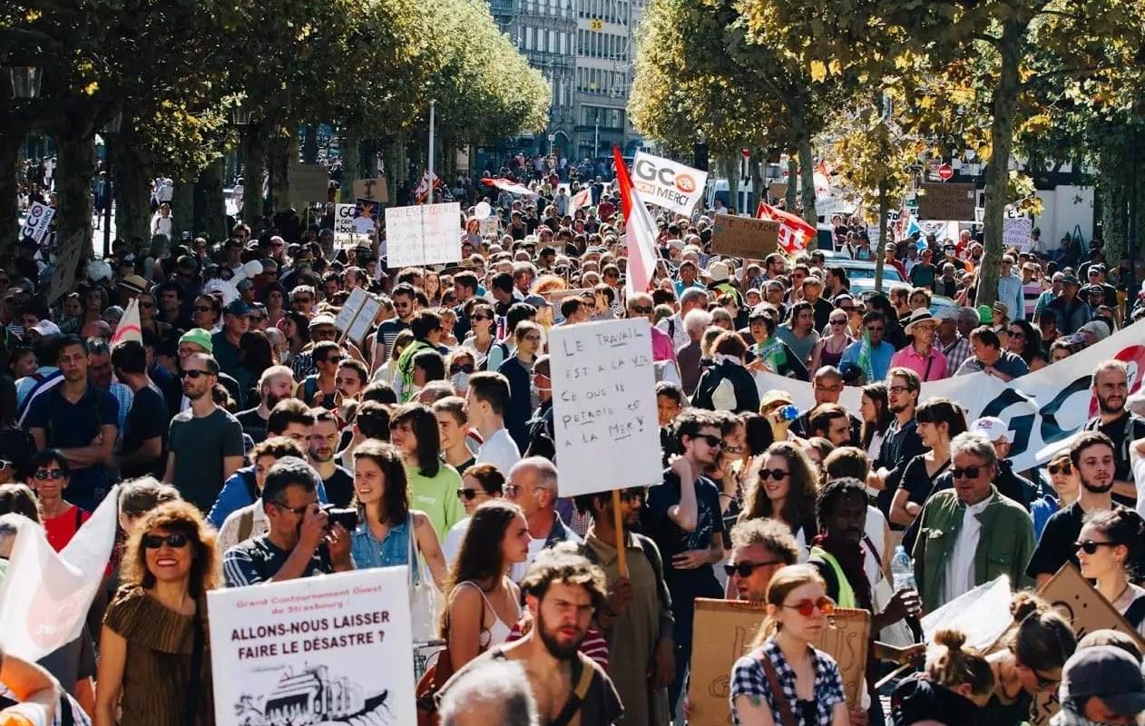 Deuxième Marche pour le climat ce samedi 13 octobre