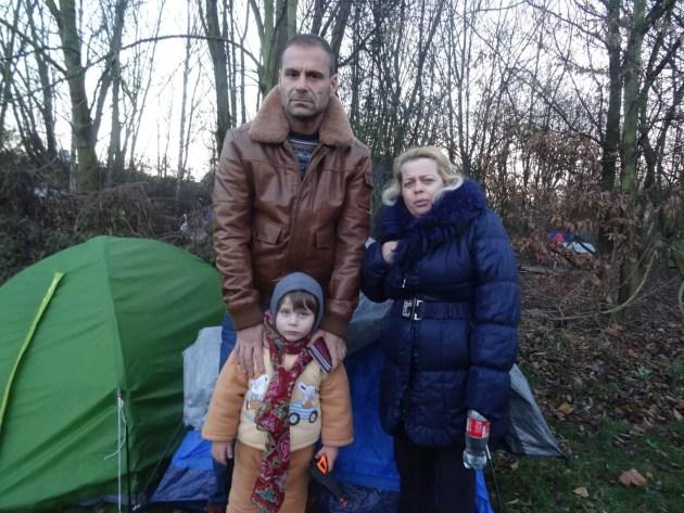 Des familles sont en fin de droits concernant leurs demande d'asile et peuvent être expulsées (Photo Gerard Baumgart)