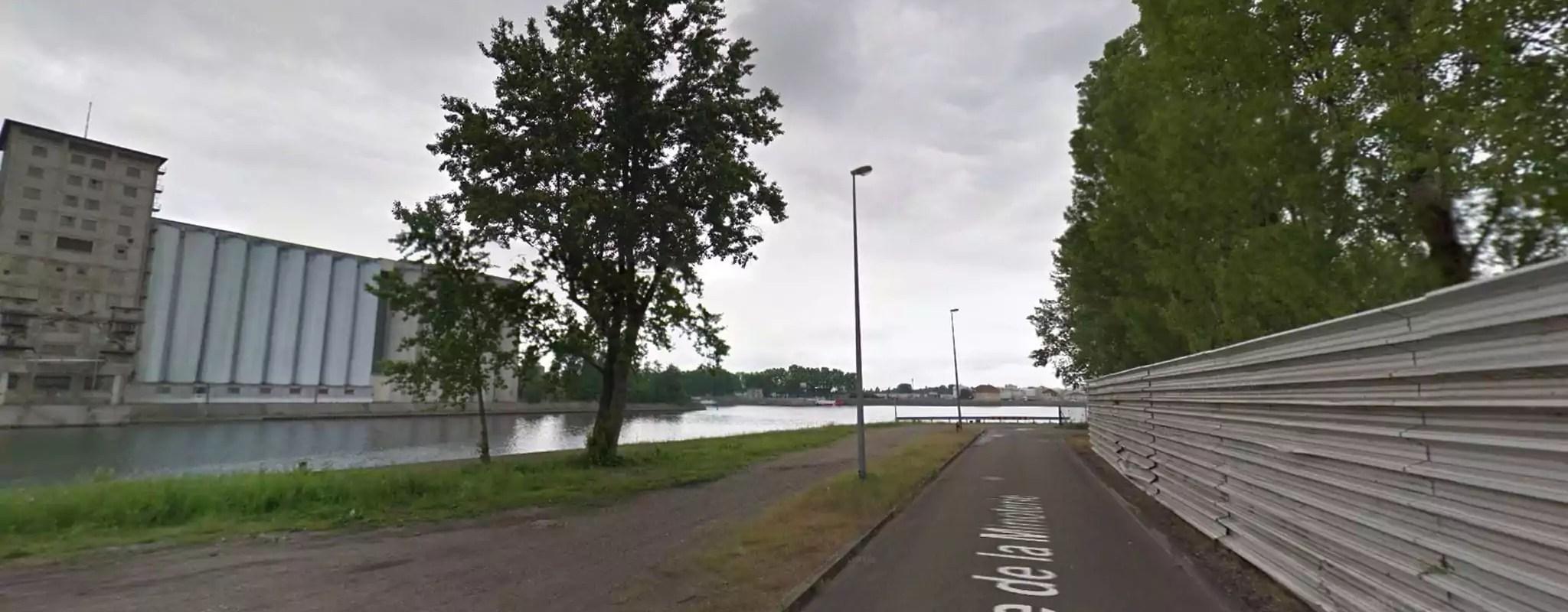 Le corps d'Axel retrouvé dans un bassin du Port-du-Rhin