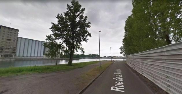 La rue de la Minoterie (Photo Google Maps)