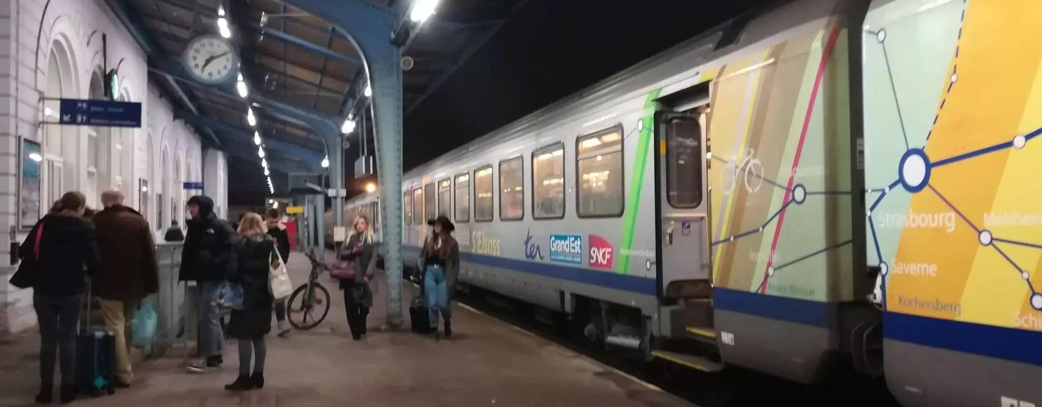 Dans les TER, une reprise à 100% des trains fin juin et des masques dès le 11 mai