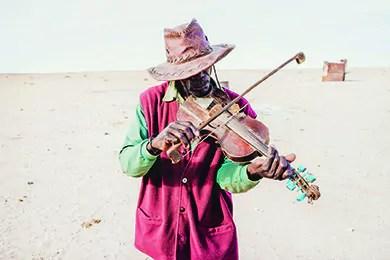 Aller simple en Afrique australe avec «Namibia. L'art d'une jeune géNérATION», au musée Würth