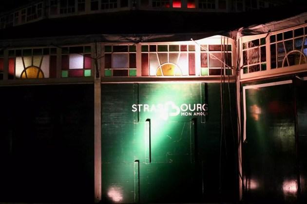 Strasbourg mon amour mise sur un romantisme très classique pour attirer les touristes (Photo DL/Rue 89 Strasbourg/cc)