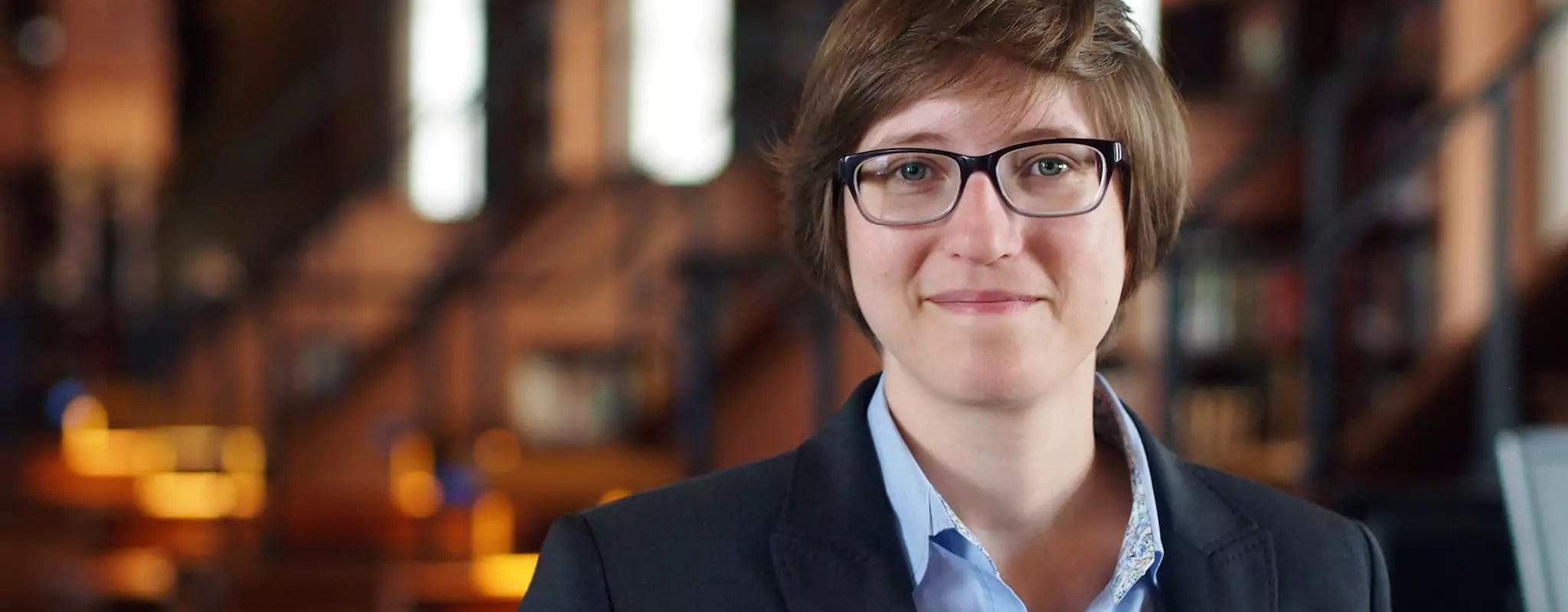 Julia Reda, la «pirate du Parlement,» se sera battue jusqu'au bout contre la réforme du droit d'auteur