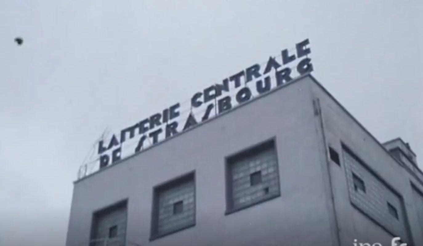 L'histoire de l'unique et éphémère grève à La Laiterie, quand elle produisait du lait