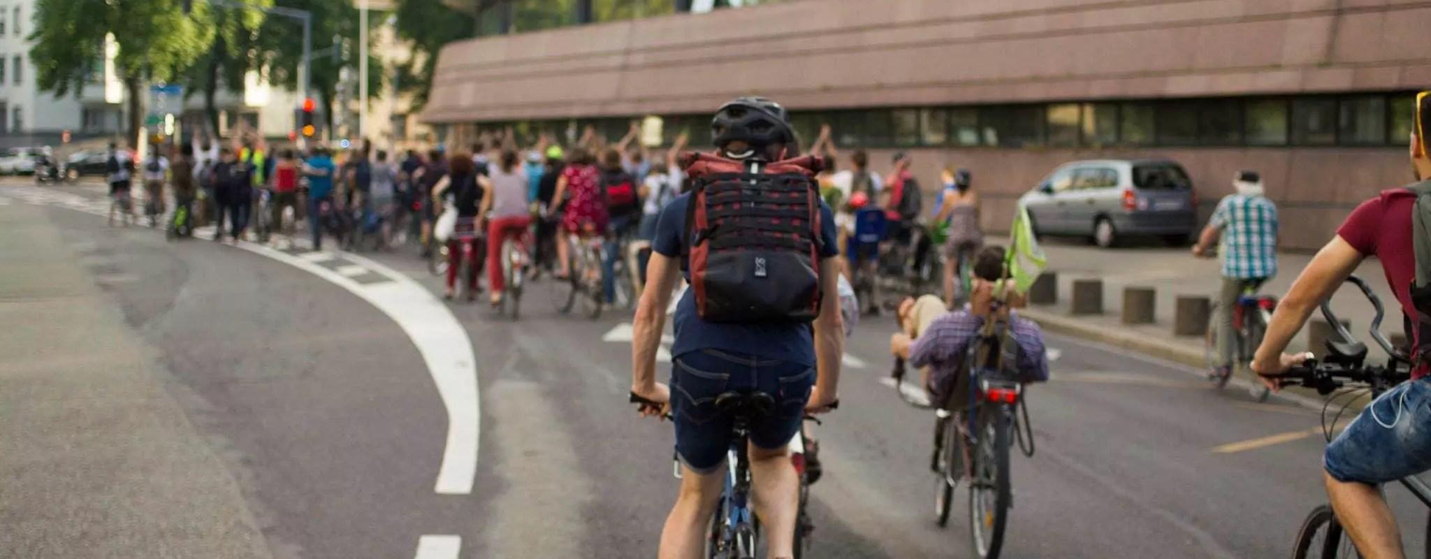 Manifestation à vélo vendredi, pour que Schiltigheim devienne cyclable