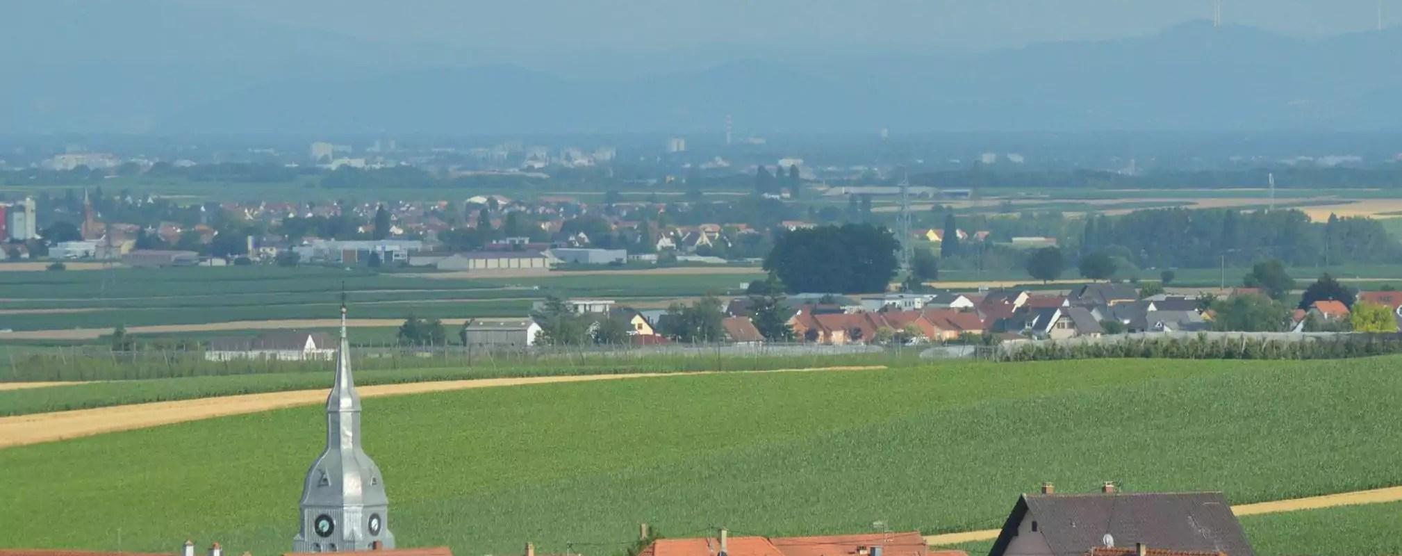 Le repartage des terres agricoles, le second impact du GCO sur la nature