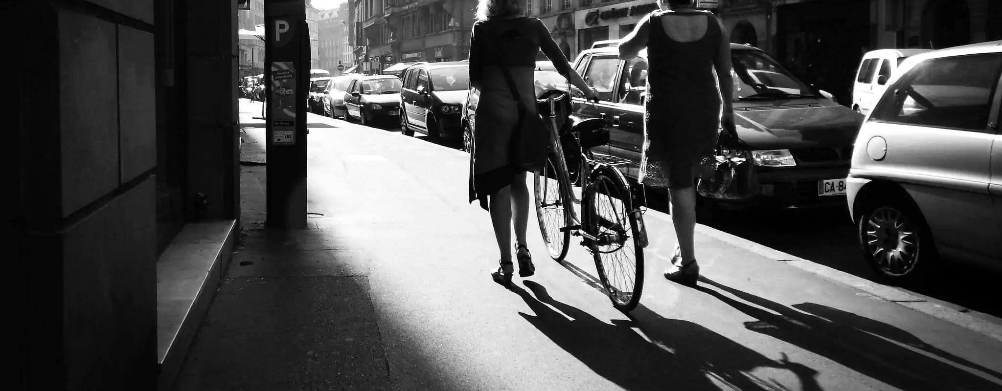 Mobilités: l'usage de la voiture toujours en recul à Strasbourg
