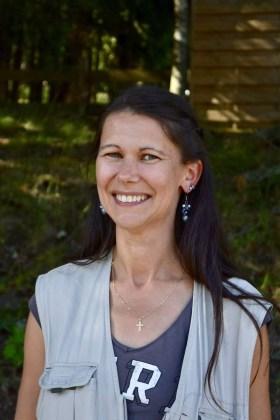 Marie-Claire Pierret, responsable scientifique de l'OHGE depuis 2003