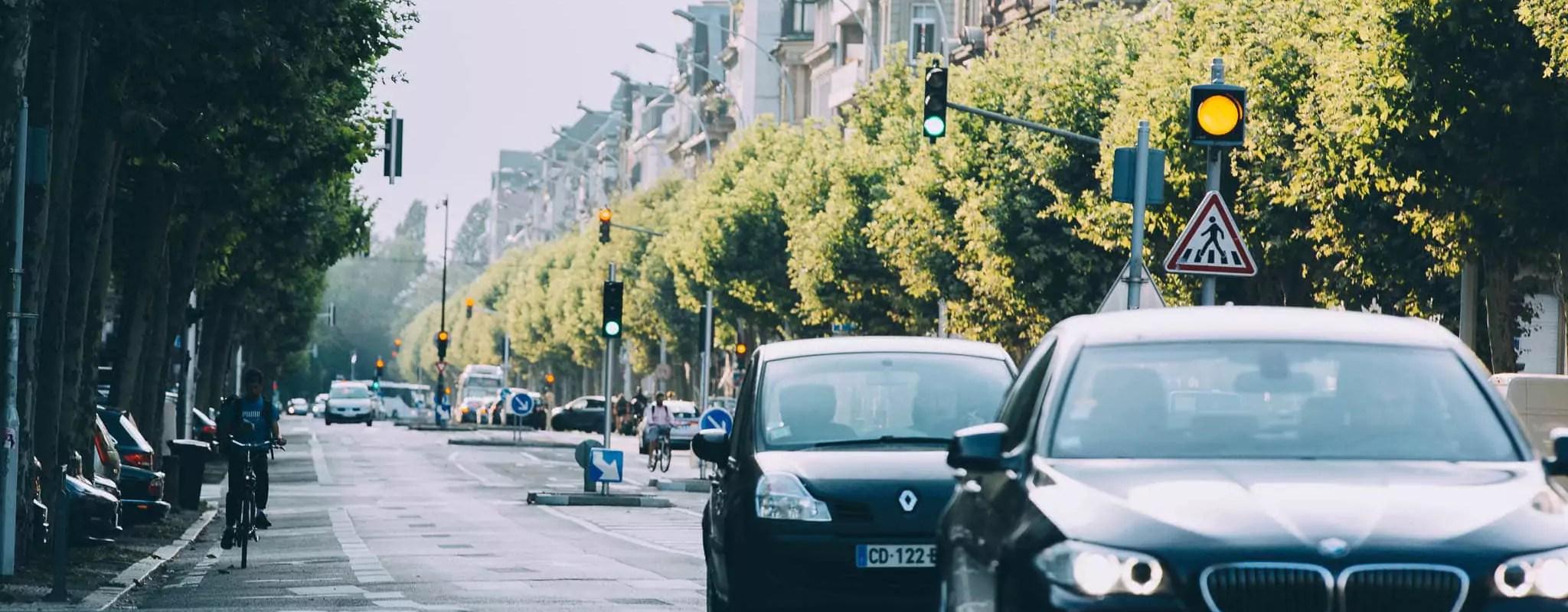 #Enjeux2020 – La réduction des voitures en dehors du centre de Strasbourg, une ambition au point mort?