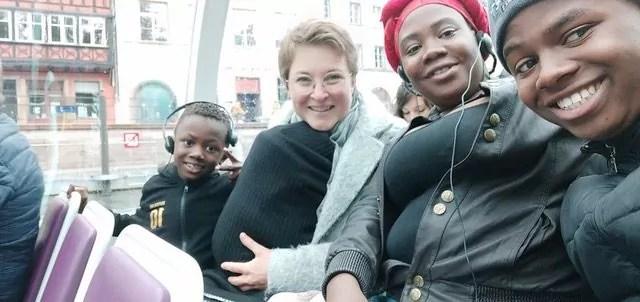 Mobilisation pour une famille angolaise de Strasbourg placée en centre de rétention