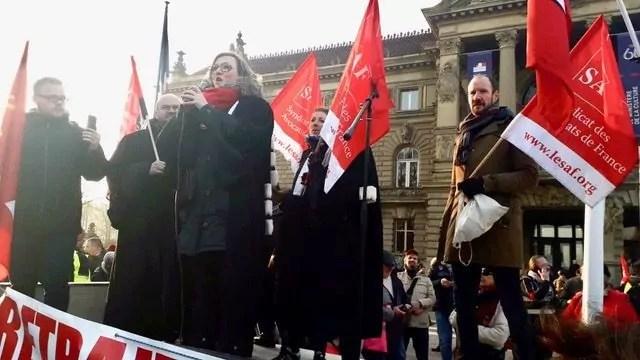 Caroline Zorn du Syndicat des avocats de France: «Sur la reprise, la Justice navigue à vue»