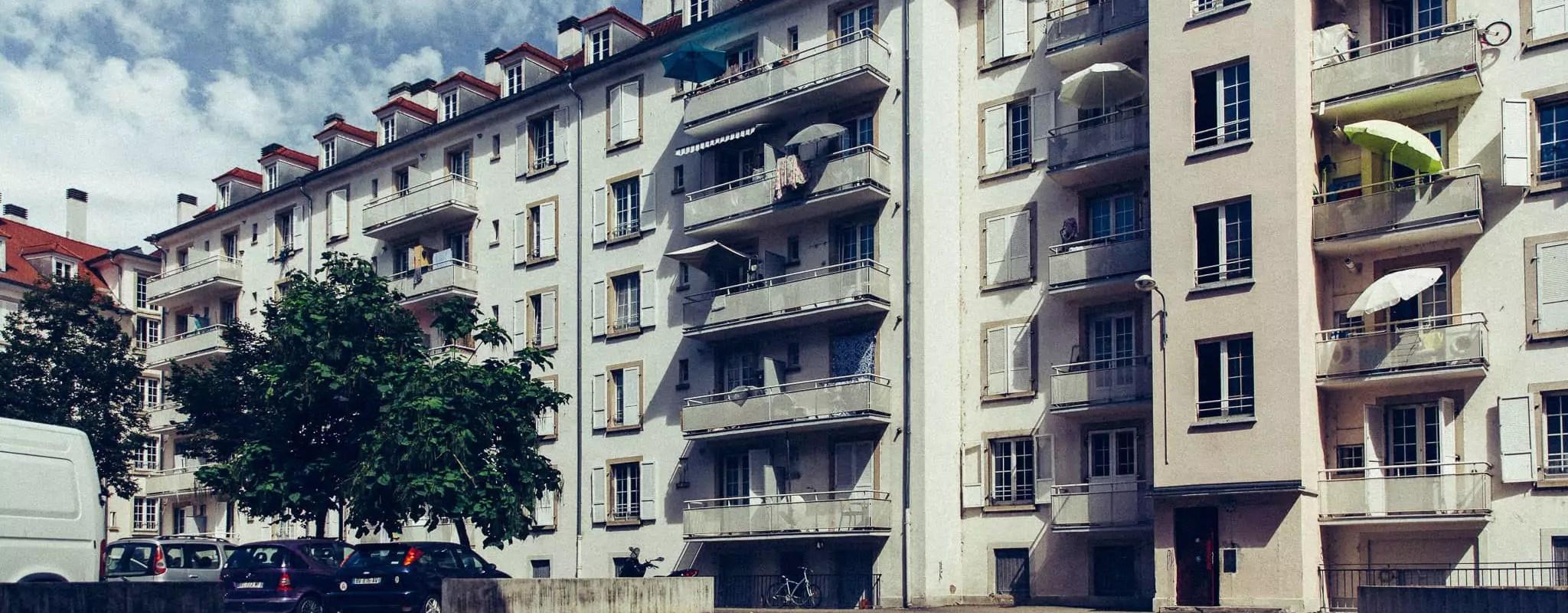 La cité Loucheur toujours au terminus de la ville