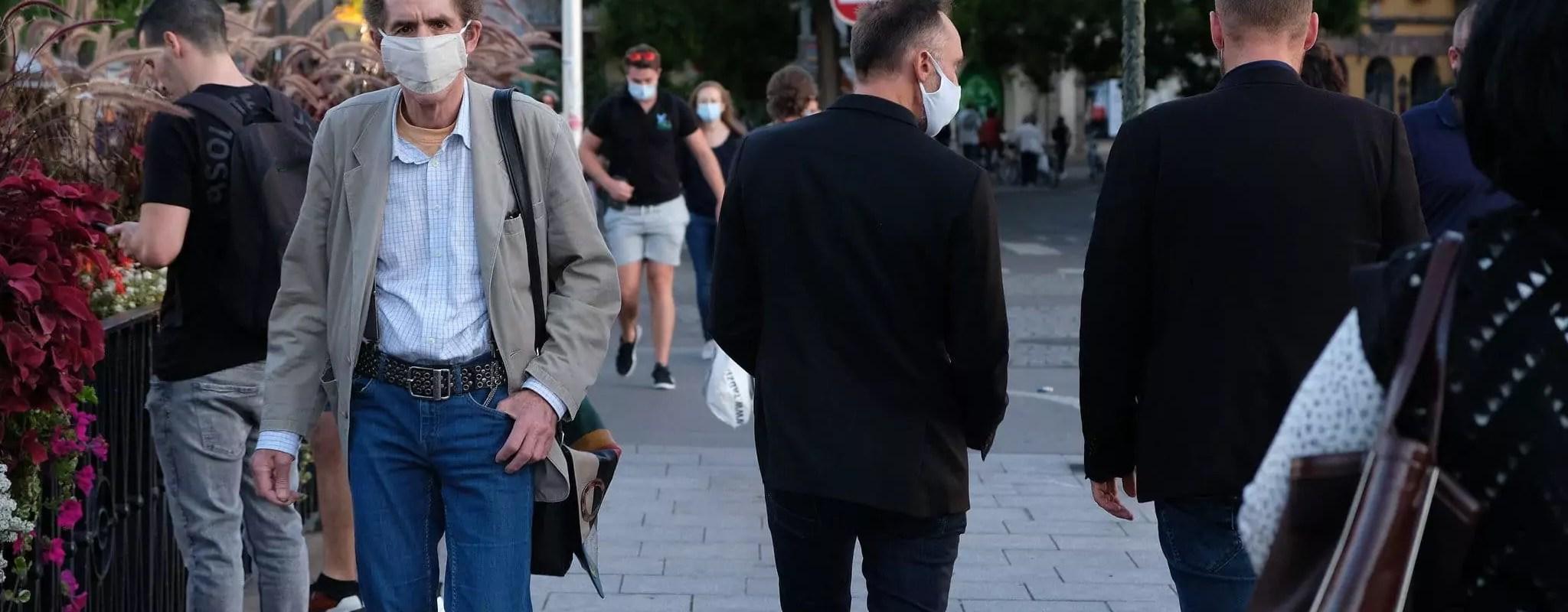 «Un peu de cohérence!» Le tribunal administratif demande une zone précise pour le masque à Strasbourg