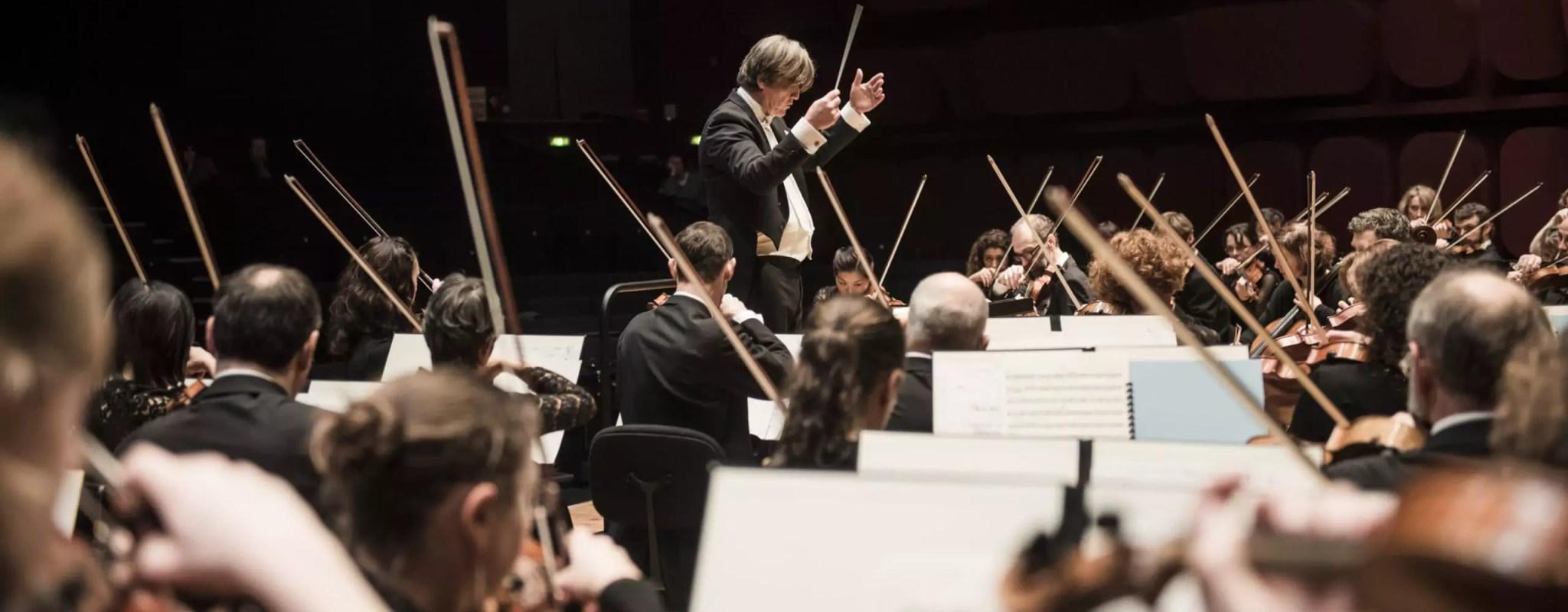 L'Orchestre philharmonique de Strasbourg raccorde ses violons