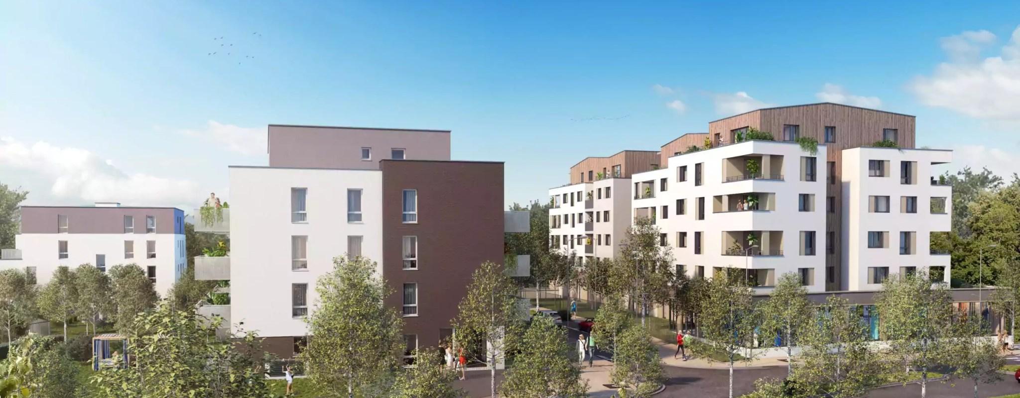 Pour attirer les jeunes actifs et les acheteurs privés, la rénovation de l'Elsau débutera par son entrée