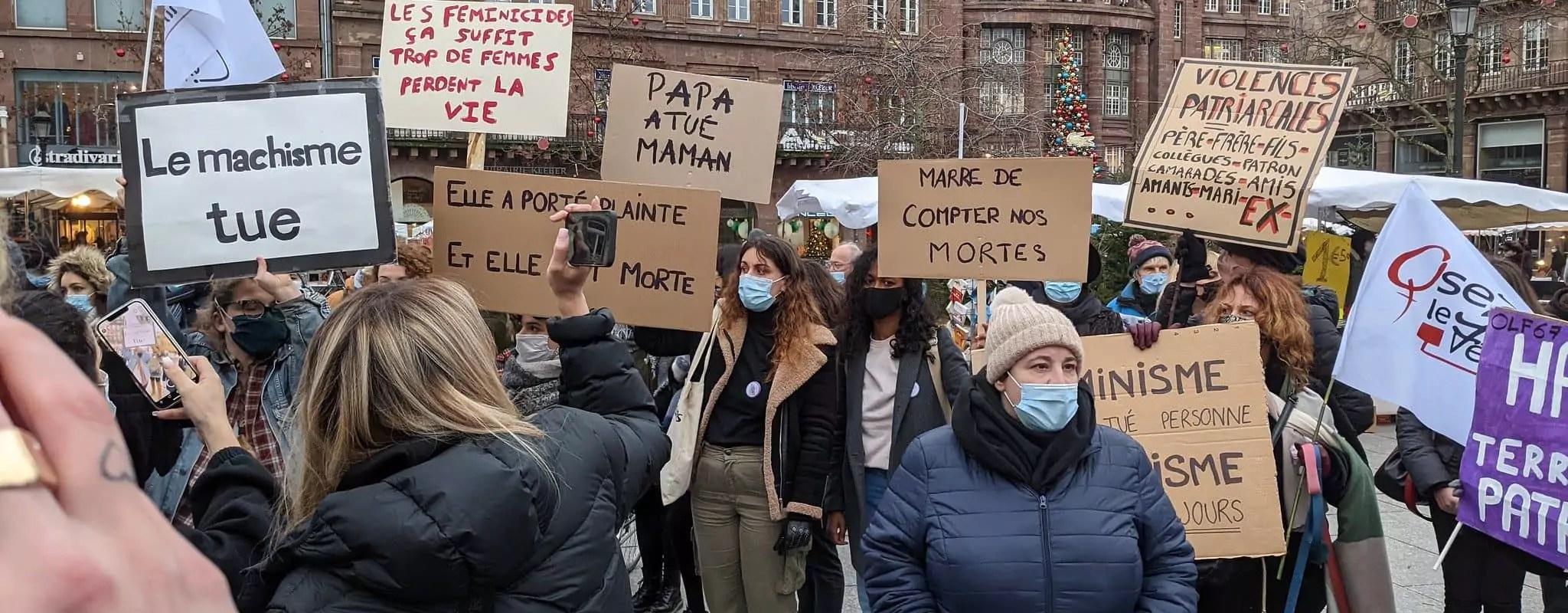 À Strasbourg, un nouveau féminicide relance la question de l'inaction face aux alertes