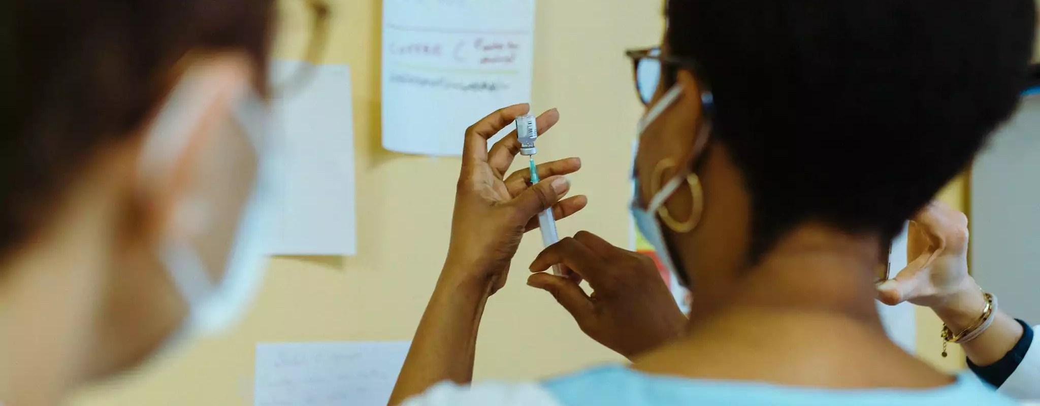 Timide démarrage de la campagne de vaccination contre la Covid-19 à Strasbourg