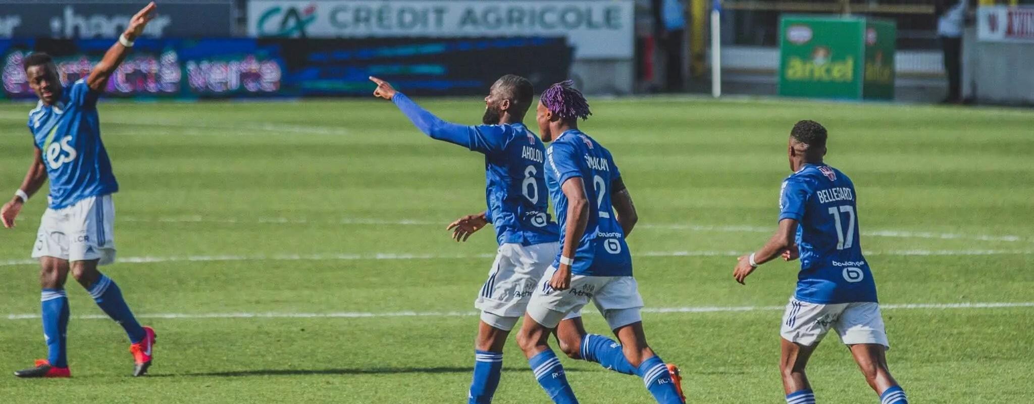 Face à Saint-Étienne, le Racing espère garder la «bonne dynamique» du début de l'année
