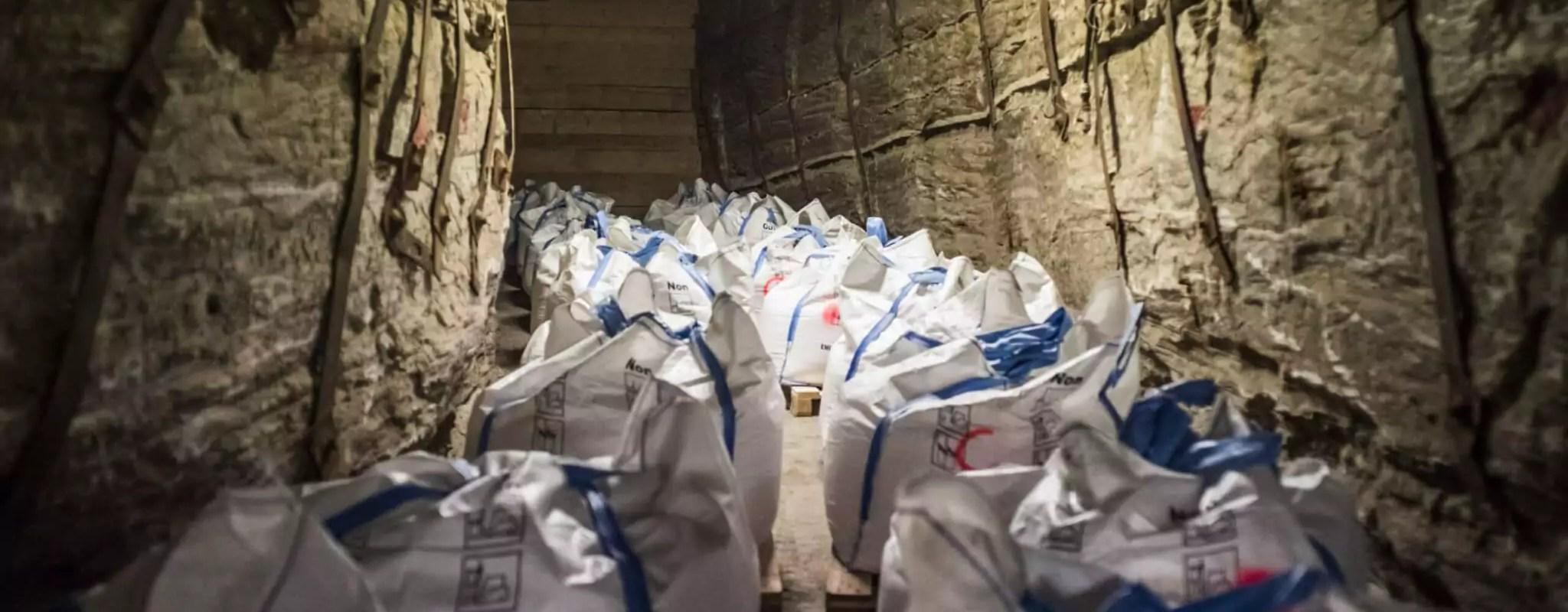 Barbara Pompili renonce à remonter les déchets toxiques enfouis à Stocamine