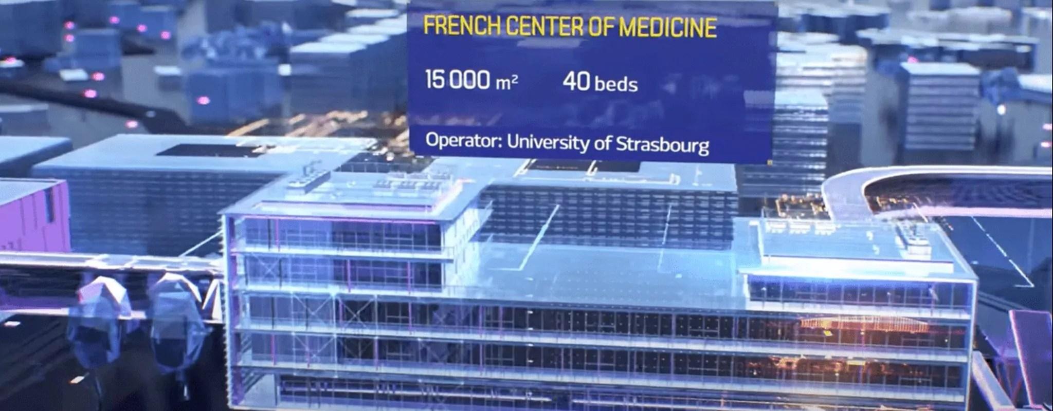 À Moscou, un oligarque russe s'achète des médecins du CHU de Strasbourg pour monter une clinique privée