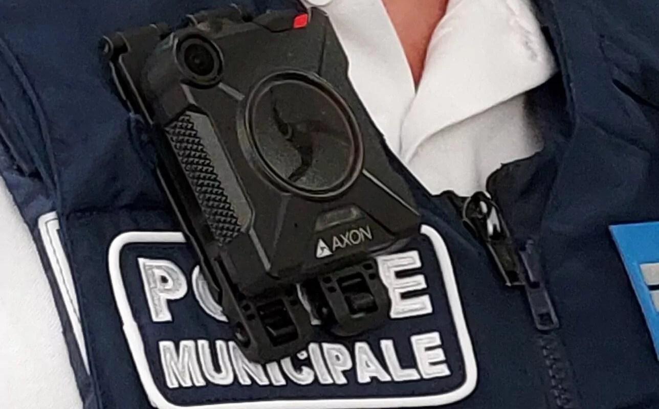 Des caméras-piétons pour les policiers municipaux de Strasbourg