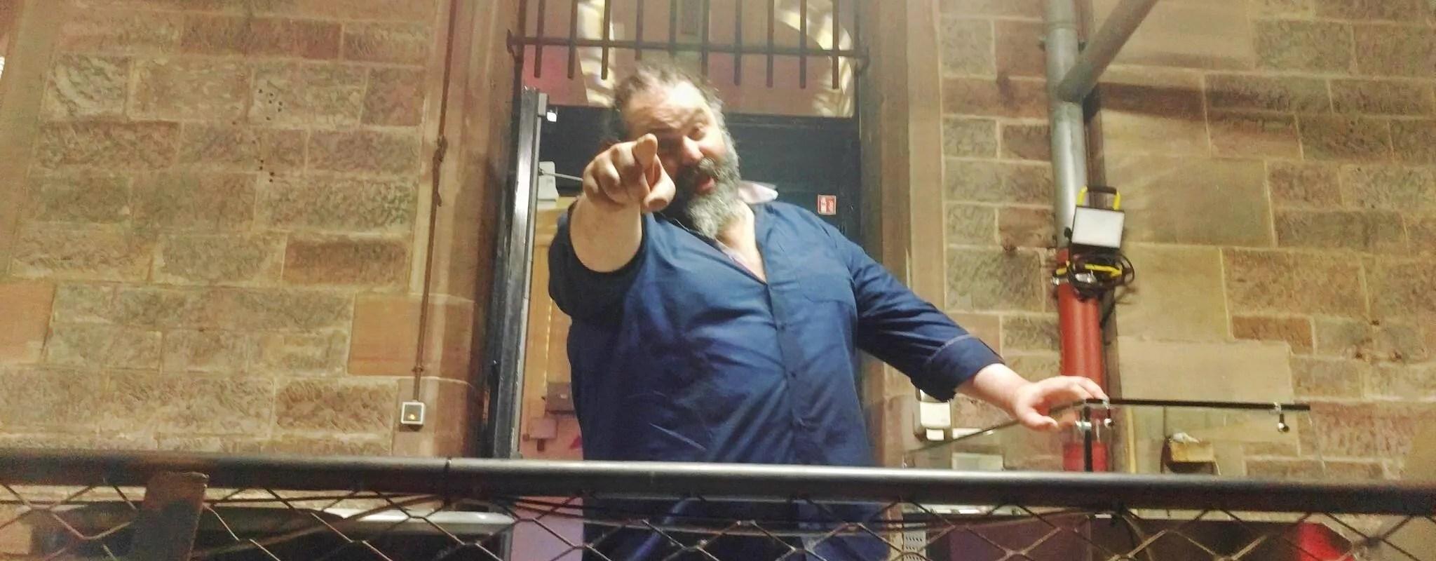 Rob a disparu, des milliers d'amateurs du Strasbourg nocturne orphelins