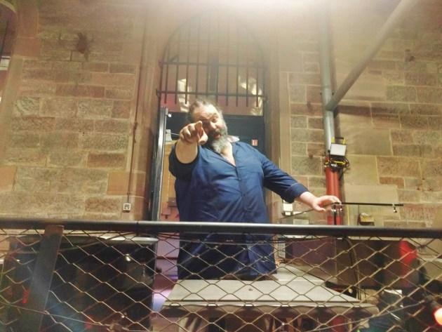 """Rob pouvait dire """"cassez vous"""" et c'était bienveillant (Photo PF / Rue89 Strasbourg / cc)"""