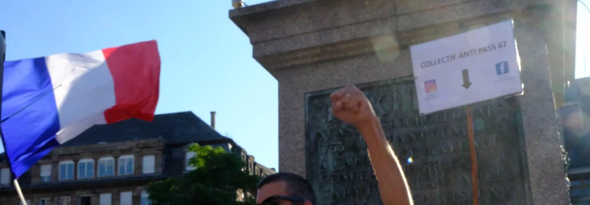 Deux rassemblements et une manifestation en six jours contre le pass sanitaire
