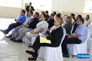 Empresarios de Panamá y Costa Rica participaron de la actividad.