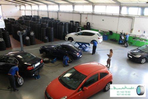 Venta d neumáticos Bridgestone en Coslada  y Madrid, Neumáticos nuevos y seminuevos garantizados.