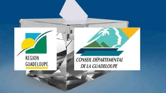 Élections régionales et départementales les 13 et 20 juin 2021