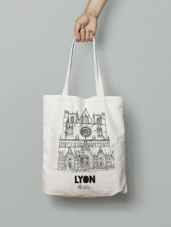 Cathédrale Tote-Bag