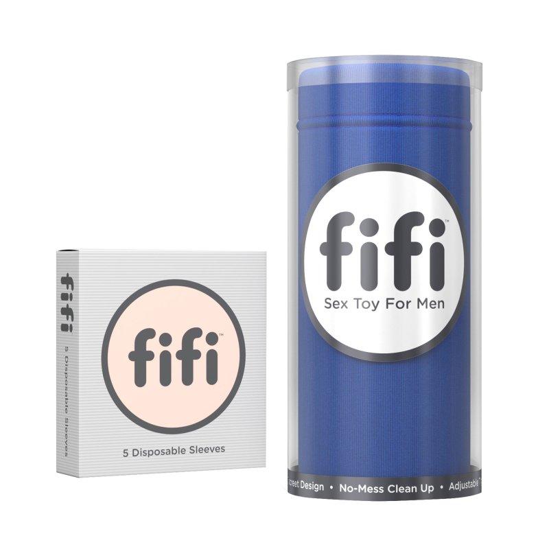 Masturbateur Fifi avec 5 Gaînes