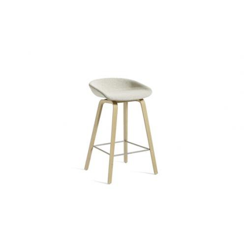 about a stool aas 33 chene savonne repose pied acier inoxydable hauteur
