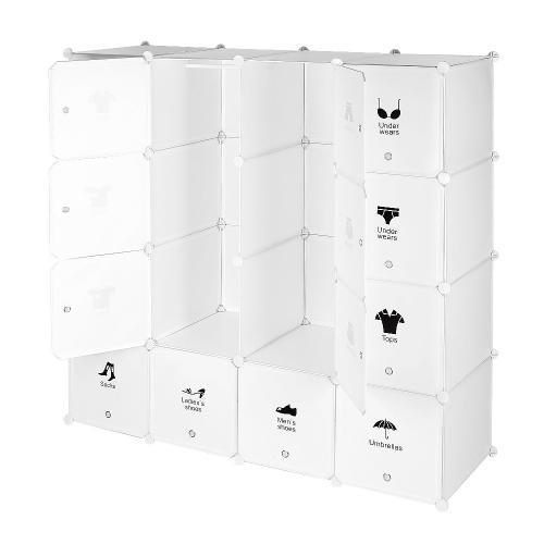 armoires etageres plastiques penderie plastiques meuble rangement 16 cubes