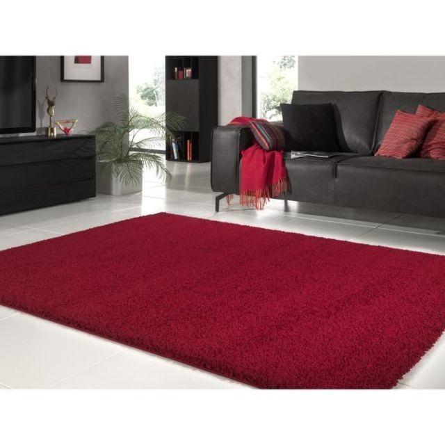 tapis dessous de tapis trendy tapis de salon shaggy en polypropylene 120 x
